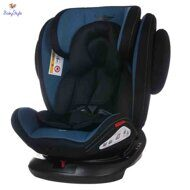 Автокресло Martin noir Grand Fix 360 Melange Blue