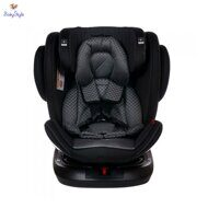 Автокресло Martin noir Grand Fix 360 Gray Bear