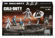 Конструктор Mega Bloks Call of Duty Zombies Moon Mob