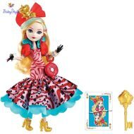 Кукла Ever After High Эппл Уайт Страна Чудес CJF42