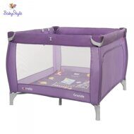 Манеж детский CARRELLO GRANDE CRL-9204/1 Orchid Purple